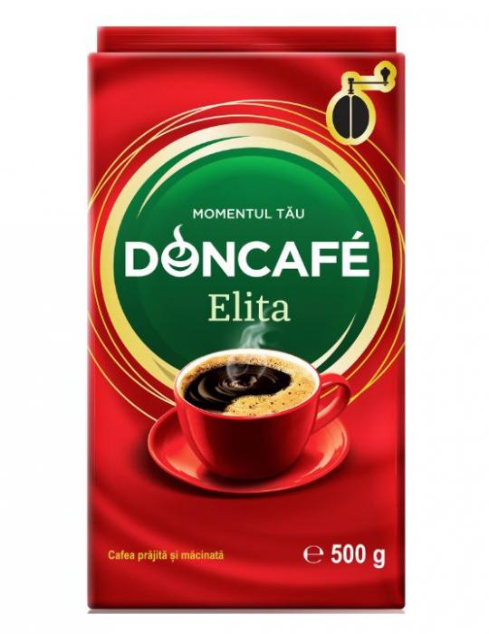 DONCAFE Elita Cafea Macinata 500g [0]
