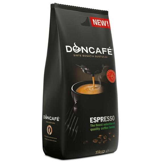 DONCAFE Espresso Cafea Boabe 1Kg [0]