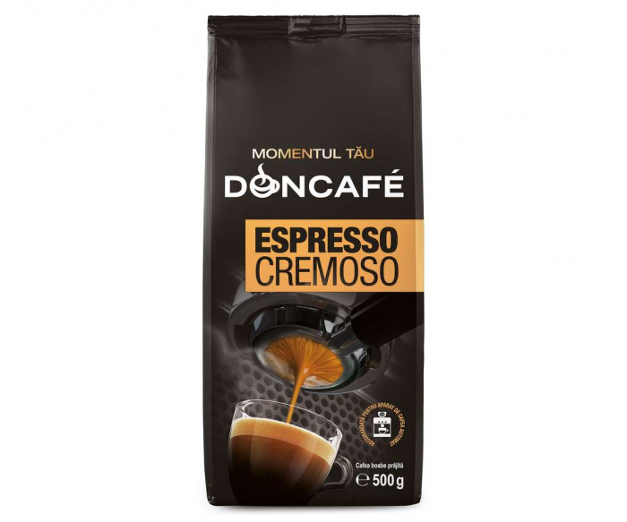 cafea boabe Doncafe Cremoso [0]