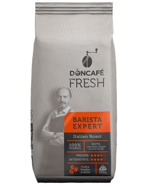 DONCAFE Fresh Barista Expert Italian Roast Cafea Boabe 500g [0]