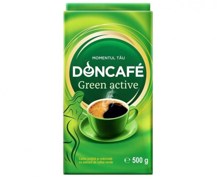 DONCAFE Green Cafea Macinata 500g [0]