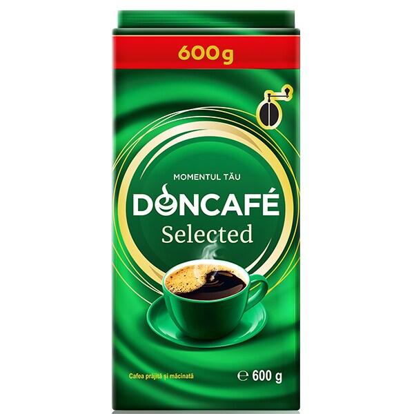 DONCAFE Selected Cafea Macinata 600g [0]