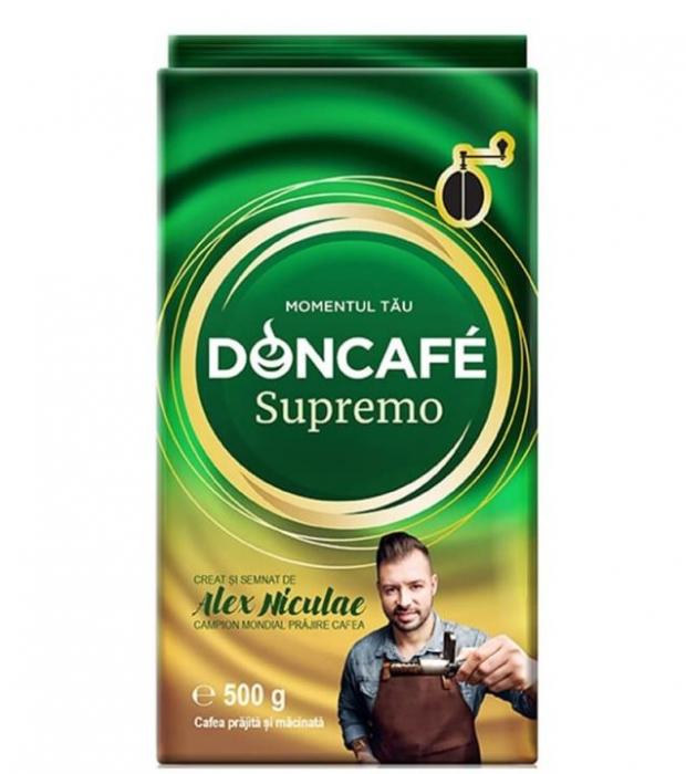 DONCAFE Supremo Cafea Macinata 500g [0]