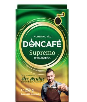 DONCAFE Supremo Cafea Macinata 250g [0]
