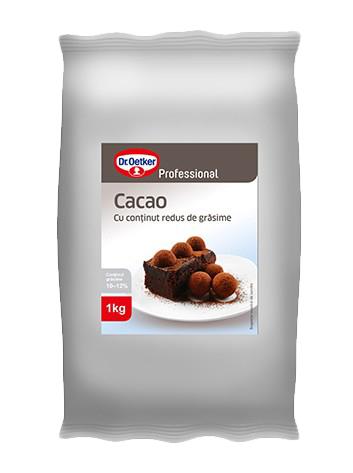 DR OETKER Professional Cacao cu Continut Redus de Grasime 1Kg [0]