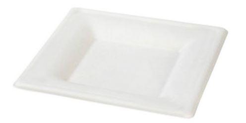 Farfurii Biodegradabile de Unica Folosinta 18cm 50buc [0]