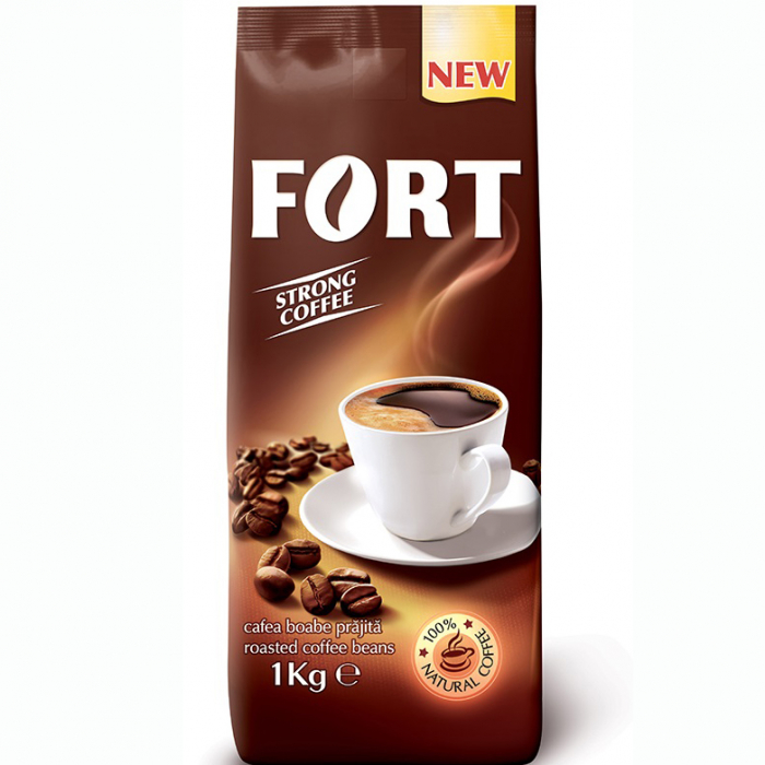 FORT Cafea Boabe 1kg [0]