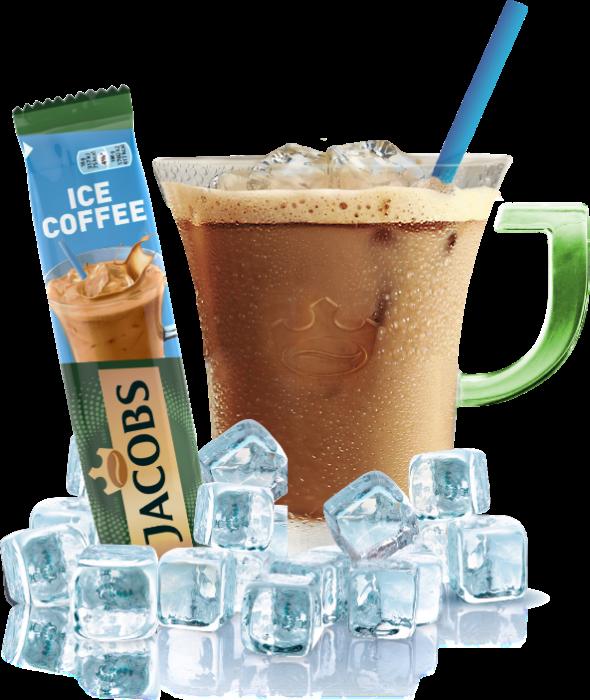 JACOBS Ice Coffee Mix Cafea Instant Plic 24buc [1]
