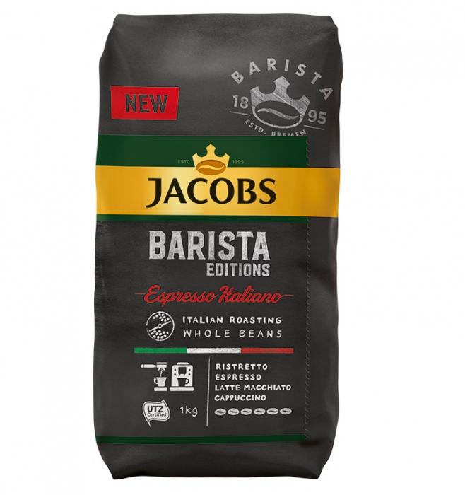 JACOBS Barista Editions Espresso Italiano Cafea Boabe 1kg [0]
