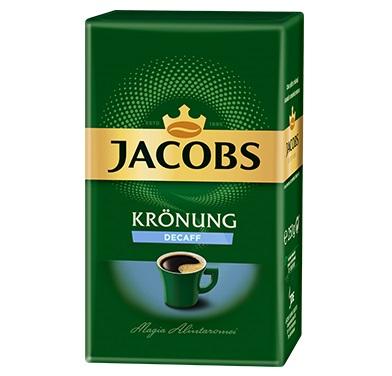 JACOBS Cafea Macinata Decofeinizata 250g [0]