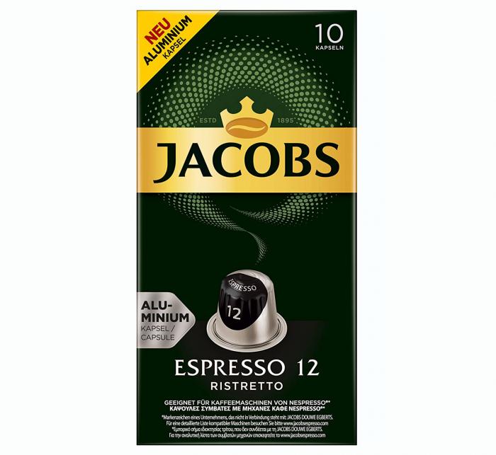 JACOBS Capsule Espresso 12 Classico 10buc [0]