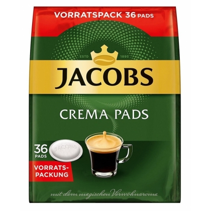 JACOBS Classic Crema Paduri Senseo 237g [0]