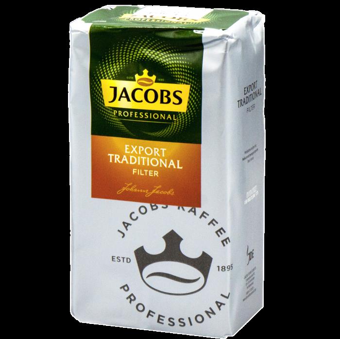 JACOBS Export Traditional Filter Cafea Macinata 500g [2]