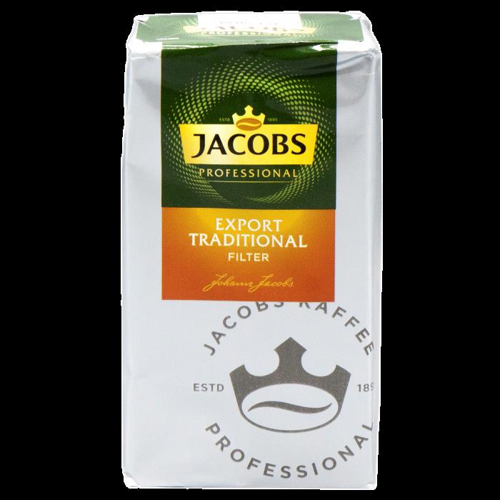 JACOBS Export Traditional Filter Cafea Macinata 500g [1]
