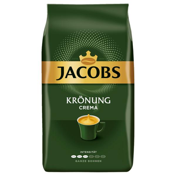 JACOBS Kronung Alintaroma Crema Cafea Boabe 1Kg [0]