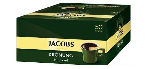 JACOBS Kronung Cafea Instant Plic 50x1.8g [0]