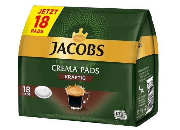 JACOBS Pads Senseo Strong 105g 18buc [0]