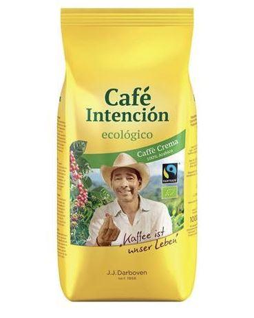 JJ DARBOVEN Cafe Intencion Cafea Boabe Bio Ecologica 1Kg [0]