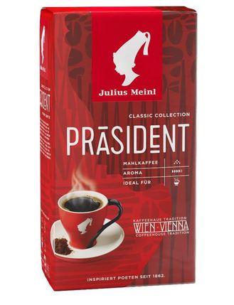 JULIUS MEINL Prasident Cafea Macinata 500g [0]
