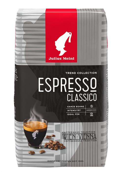 JULIUS MEINL Trend Collection Espresso Classico Cafea Boabe 1Kg [0]