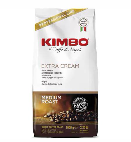 KIMBO Extra Cream Cafea Boabe 1Kg [0]