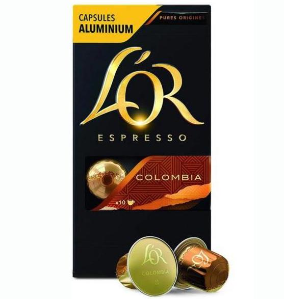L'OR Capsule Espresso Colombia 10buc 52g [4]