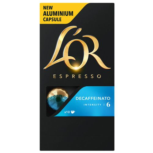 L'OR Capsule Espresso Decofeinizat 10buc 52g [0]