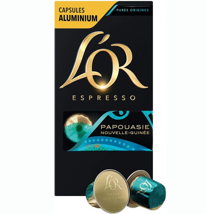L'OR Capsule Espresso Papua New Guinee 10buc [4]