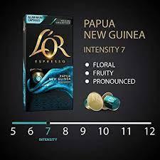 L'OR Capsule Espresso Papua New Guinee 10buc [1]