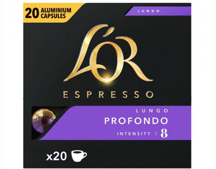 L'OR Capsule Espresso Profondo 20buc [2]