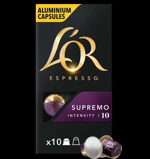 L'OR Capsule Espresso Supremo 10buc [0]