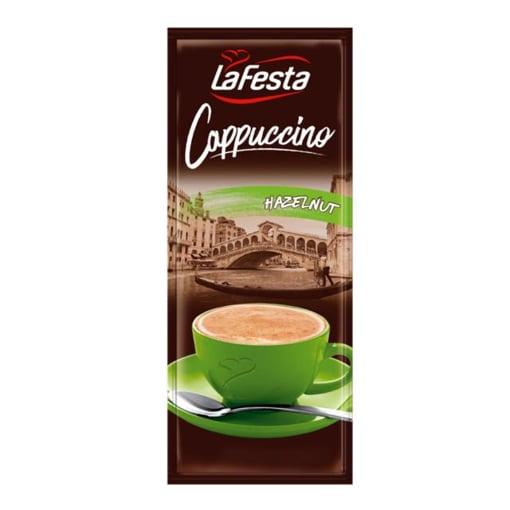 LA FESTA Cappuccino cu Gust de Alune 10x12,5g [1]