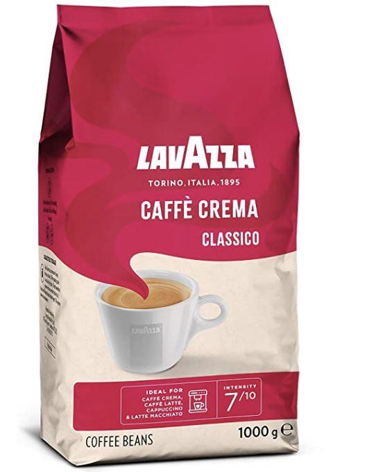 LAVAZZA Caffe Crema Classico Cafea Boabe 1kg [0]