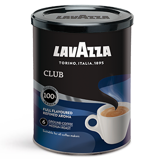 LAVAZZA Club Cutie Cafea Macinata 250g [0]