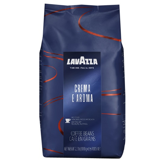 LAVAZZA Crema & Aroma Espresso Bleu Cafea Boabe 1kg [0]