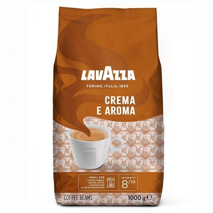 LAVAZZA Crema e Aroma Cafea Boabe 1kg [0]