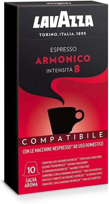 LAVAZZA Espresso Armonico Capsule Nespresso® 10buc [0]
