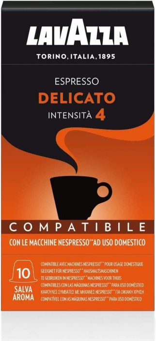LAVAZZA Espresso Delicato 4 Capsule Nespresso® 10buc [2]