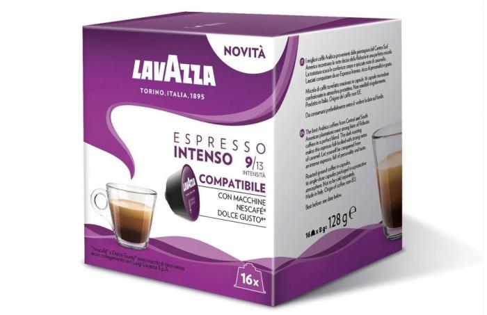 LAVAZZA Espresso Intenso Dolce Gusto Capsule 128g [0]