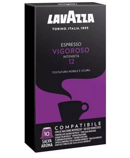 LAVAZZA Espresso Vigoroso Capsule Nespresso 10buc 55g [0]