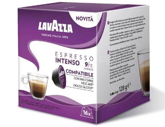 LAVAZZA Espresso Intenso Dolce Gusto Capsule 128g [1]