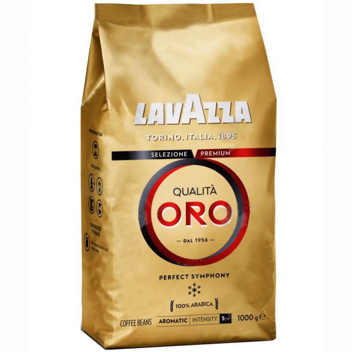 LAVAZZA QUALITA ORO Cafea Boabe 1kg [0]