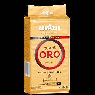LAVAZZA Qualita Oro vid.Cafea Macinata 250g [0]