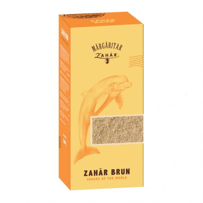 MARGARITAR Sugars of the World Zahar Brun 500g [0]