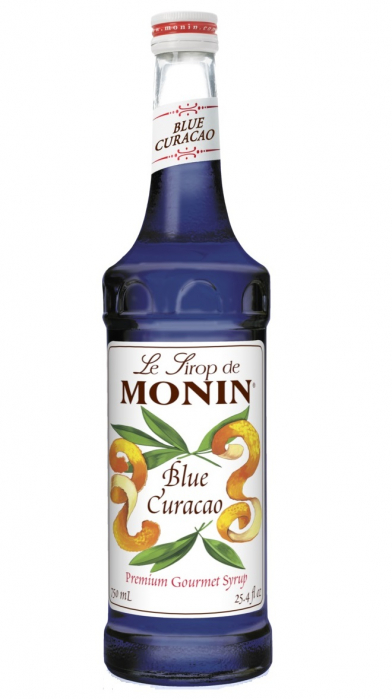 MONIN Blue Curacao Sirop 700ml [0]
