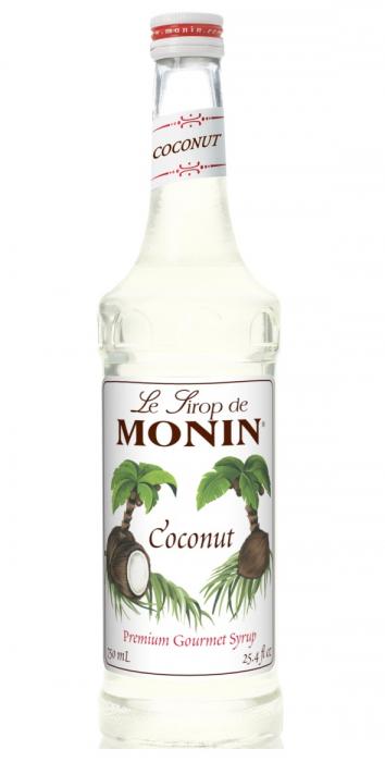 MONIN Coconut Sirop Pentru Cafea 700ml [0]