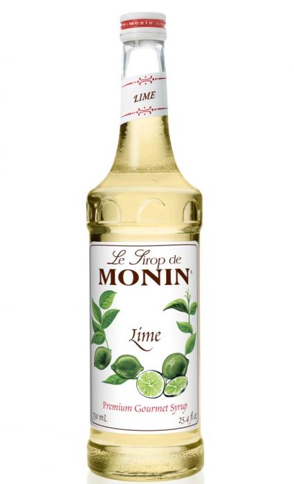 MONIN Lamaie Verde Sirop de Limes 700ml [0]
