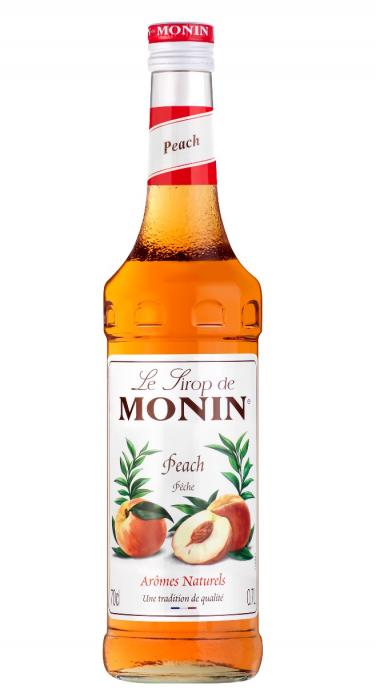 MONIN Peach Sirop de Piersica 700ml [0]