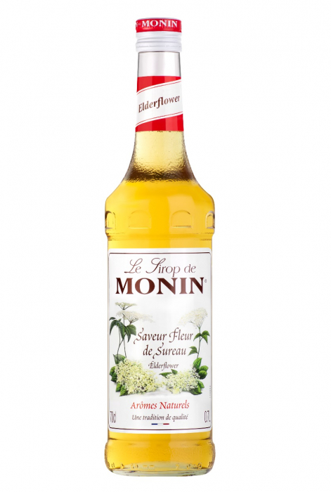 MONIN Saveur Fleur de Sureau Sirop de Soc 700ml [0]