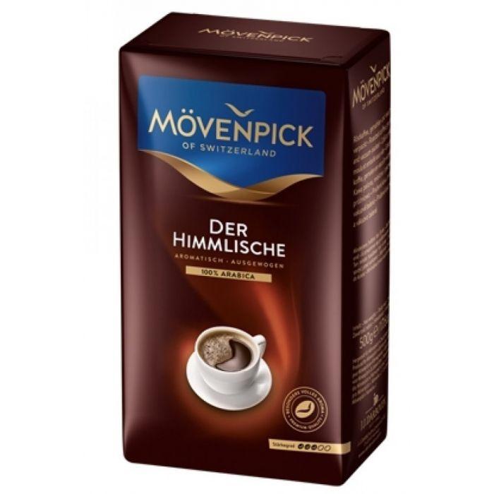 MOVENPICK Der Himmlische Cafea Macinata 500g [0]